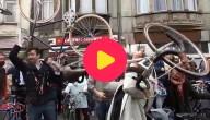 Fietsersprotest