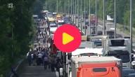 Ongeval autosnelweg