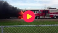 Bus in brand