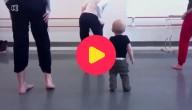Peuter is choreograaf