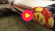 Vliegtuig Rode Duivels
