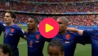 Nederland wint tegen Spanje