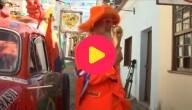 grote fan van oranje