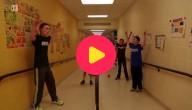 Basketbal in school