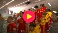 Wereldbeker voetbal belgie