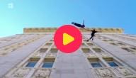 dansen in de lucht