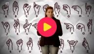Later als ik groot ben: Tolk Vlaamse gebarentaal