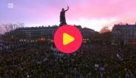 demonstratie Parijs