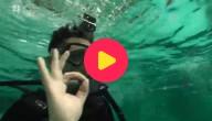 Hoehoehoe? Onder water ademen