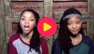 zingende meisjes