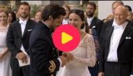 De Zweedse prins trouwt