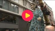 Reuzen in Antwerpen