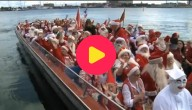 kerstmannenbijeenkomst