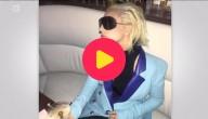 Lady Gaga in jas van Casper