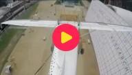 vliegtuigen crashen opzettelijk