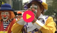 Clowns in Mexico