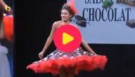 Chocolade modeshow