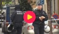 Politie onderzoek in Molenbeek