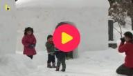 sneeuwhutten