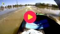 Racen op kleine rivieren