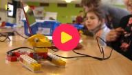 lego in de klas
