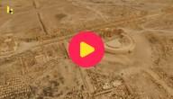 IS weg uit Palmyra