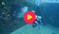 onderwater tentoonstelling