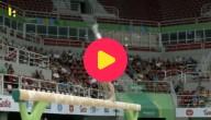 turnmeisjes naar Olympische Spelen