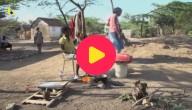 extreme droogte in Haïti