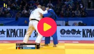 De finale van van EK judo