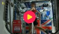 hardlopen in de ruimte