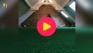 Voetballen op zolder