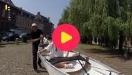 opvouwbare kano