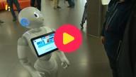 robot helpt in ziekenhuis