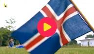 IJsland stunt
