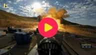 NASA test raket