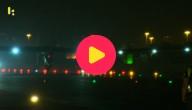 Solar Impulse geland