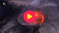 lava in vorm van smiley