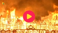Herdenking brand Londen