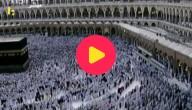 hadj in mekka