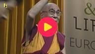 dalai lama in België