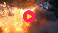 favela in brand