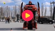 Auto wordt Transformer