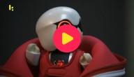 pratend robotvriendje