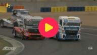 Racen met trucks
