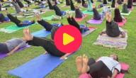 Internationale yogadag 2018