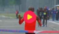 Karrewiet: Snelste marathon ooit gelopen!