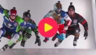 Karrewiet: Crashed Ice Race