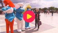 Karrewiet: Smurfen maken reclame voor Brussel