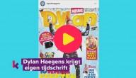 Tijdschrift voor YouTuber Dylan Haegens